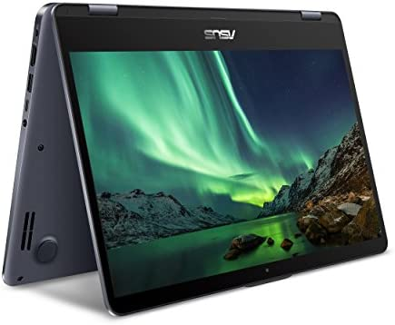 Amazon.com: ASUS TP410UA-IB72T Vivo Book Flip 14 Thin and Light 2-in-1 FHD Touchscreen Laptop, Intel Core i7 CPU, 16GB RAM, 256 SSD, Windows 10 Home, ...