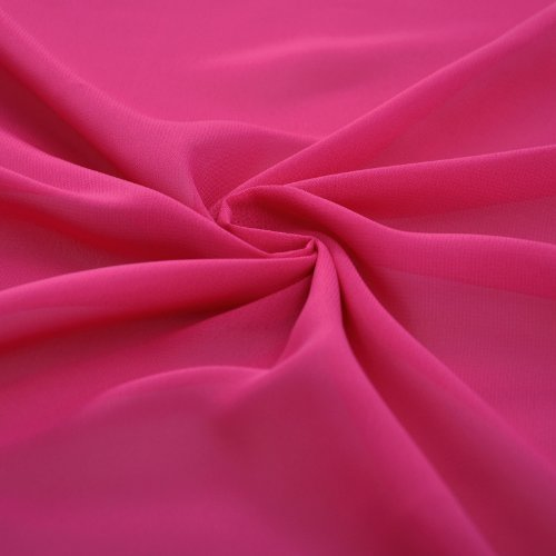 Bridesmaid Chiffon Special Length Dress line Knee Natrual Fuchsia Halter Occasion A BFqwwC