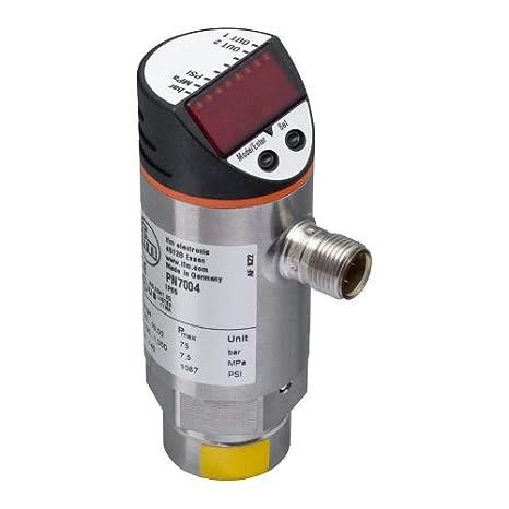 250bar iFM Electronic pn7001: Amazon.es: Bricolaje y herramientas