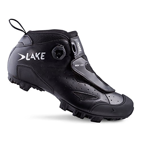 LAKE SHOE MX180 MTB BOA BLACK