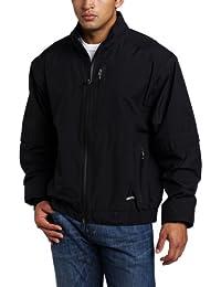 Men's Featherweight Traveler Jacket Removable Sleeve Rain Jacket