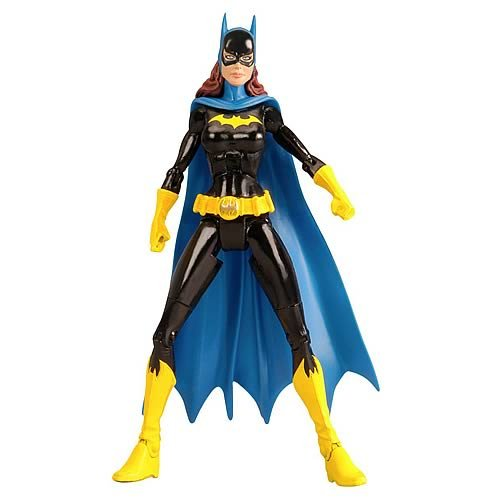 Batman Legacy Edition Silver Age Batgirl Collector Figure - Series 2 ()