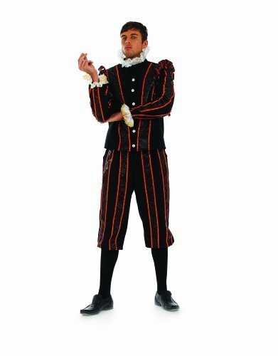 Fun Shack Adult Blackadder Tudor Costume - MEDIUM by Fun (Adult Tudor Costume)