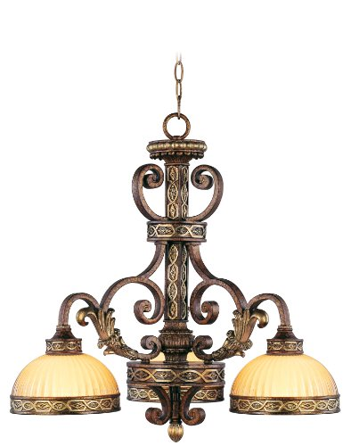Livex Lighting 8523-64 Seville Chandelier