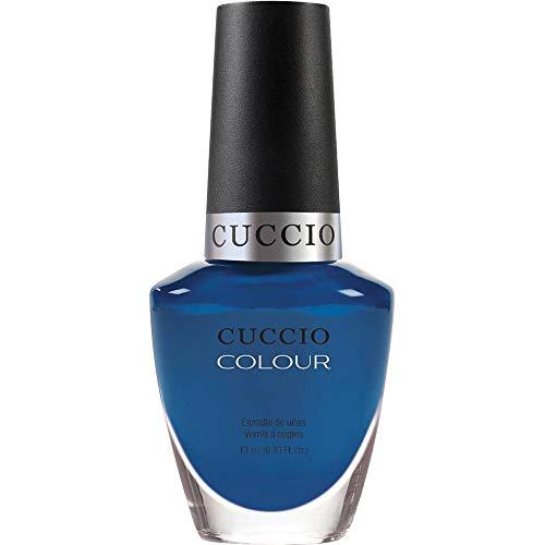他の場所現金矢じりCuccio Colour Gloss Lacquer - Got the Navy Blues - 0.43oz / 13ml