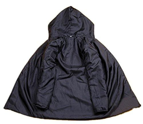 X Femme large 5 Manteau All Noir wTqEtS