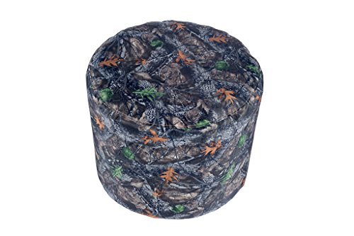 Hot Shot ZCL03999-BC Indoor Footstool Pouf, Large, Backwood Camo by Hot Shot
