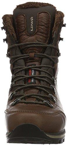 Lowa Yukon Ice Gtx - zapatillas de trekking y senderismo de media caña Mujer marrón (Braun)