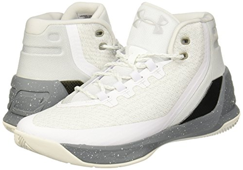 Under Armour Curry 3 Basketball Shoes - 9 - Grey