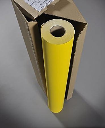 Bobina Tyvek adhesivo amarillo mate 200 g/m2 – 914 mmx15ml – Impresión de inyección de tinta aqueuse: Amazon.es: Hogar