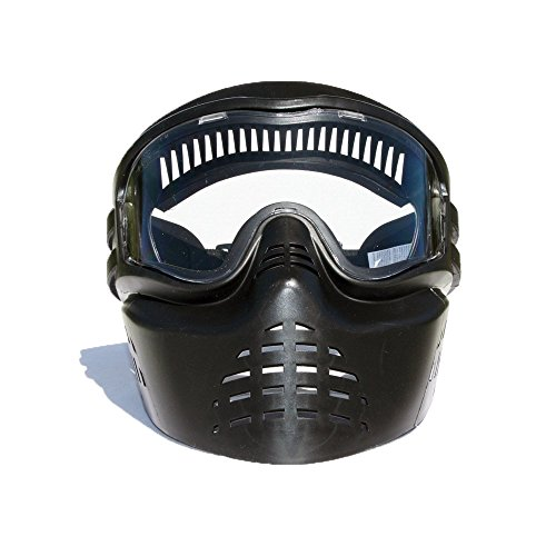 Mask Paintball Usa - Gen X Global XVSN Paintball Mask (Black) G-302 XVSN