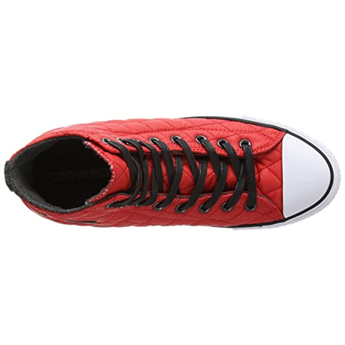 Converse Star Hi Textile Quilted Sneaker unisex Adulto