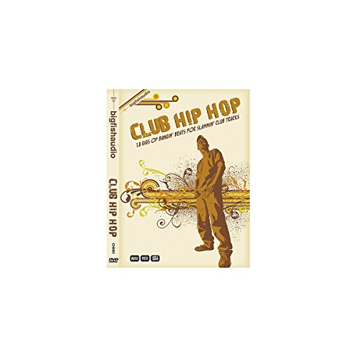 Big Fish Club Hip Hop Audio Loops - Hop Audio Loops