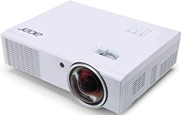 Acer S1370WHn - Proyector DLP (1280 x 800), blanco: Amazon.es ...