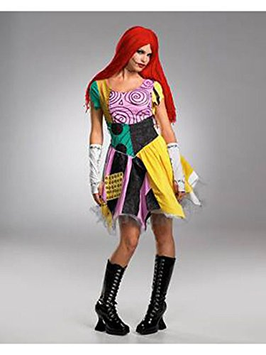 Nightmare Before Christmas Sassy Sally Teen Costume -