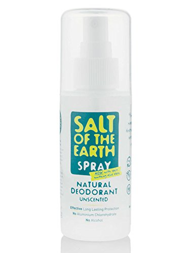 Earths Pharmacy - Natural Spray Deodorant (100ml) x by Salt Of the Earth