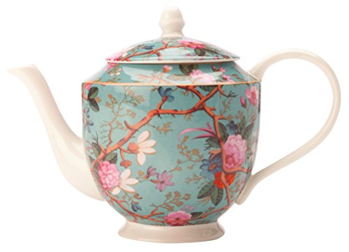 Maxwell & Williams William Kilburn Victorian Garden 38floz Ceramic Teapot