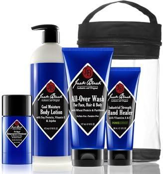 Jack Black Clean & Cool Body Basics (ジャック ブラック クリーン&クールベイシックス)