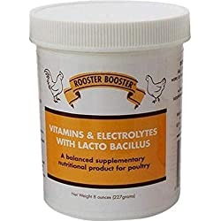 Rooster Booster Vitamins and Electrolytes with Lactobacillus