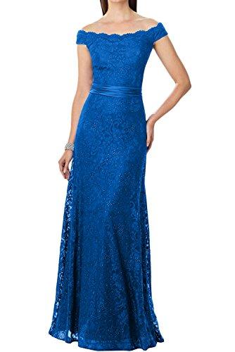Topkleider - Vestido - trapecio - para mujer azul oscuro 2 mes