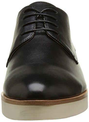 de Mujer Martin Mouton Zapatos para Glace Black Dalva JB Negro Cordones Black Derby Fgqt00