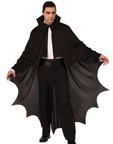 Forum Novelties, Inc unisex-adult Adult Vampire Bat Cape