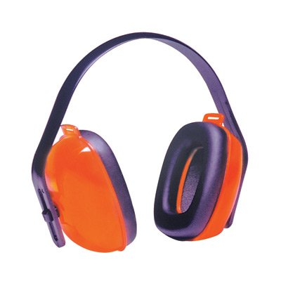 Radnor® Orange Multi Position Dielectric Earmuffs