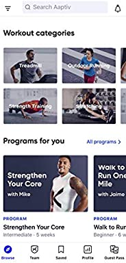 Aaptiv Audio Fitness App - 1 Year Membership [iOS/Android Online Code]