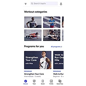 Aaptiv Audio Fitness App – 1 Year Membership [iOS/Android Online Code]