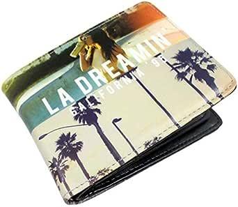 Oxxily La Dreamin'California '95 Men's Casual Wallet OXL W0256