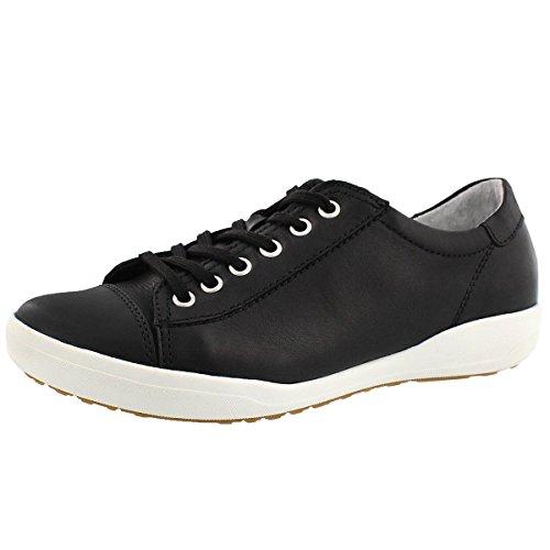 josef-seibel-womens-sina-11-lace-up-sneaker-black-39-m-eu