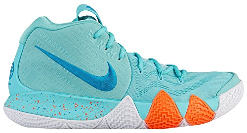Kyrie Light Shoes 4 Men's Aqua NIKE Basketball Zx5PnT