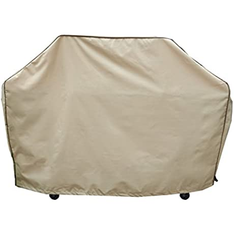 Seasons Select CVG01455 62 Inch Grill Cover Medium Almond