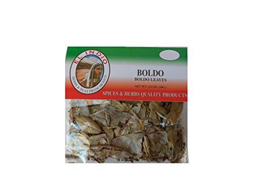 Boldo/ Boldo Leaves Net Wt. 1/2oz(14gr) 3-pack