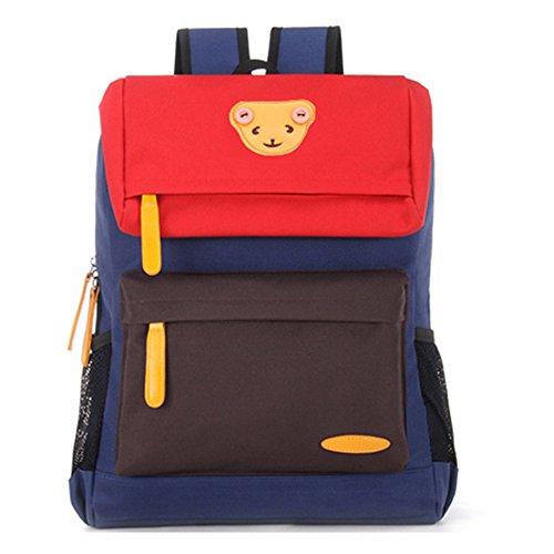Newdora oxford fabric Satchel Backpack
