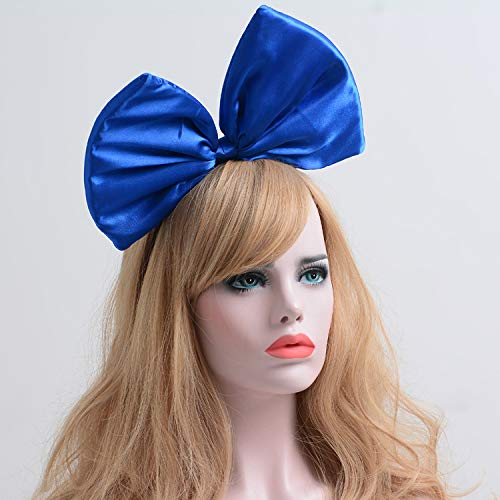 cabello Acvip para Mujer aros el Bowknot Color s Enormes wqZxFqzX