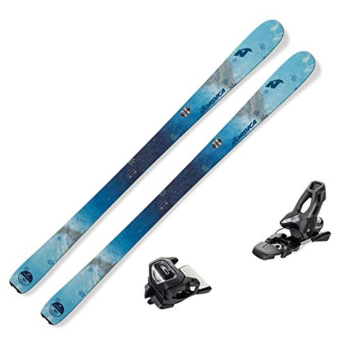 Nordica 2019 Astral 84 Women's Skis w/Tyrolia Attack2 11 GW Bindings...