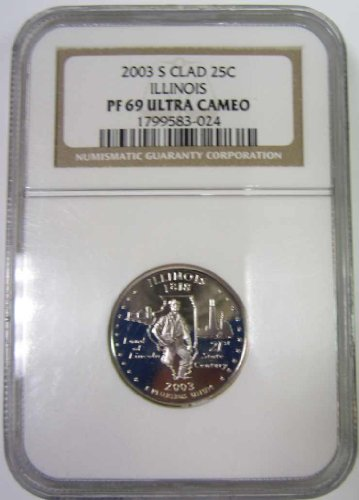 Quarter Ngc Proof - 1