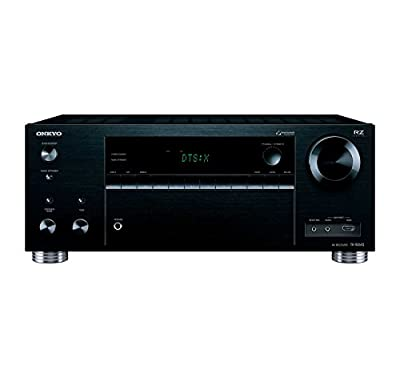 Onkyo TX-RZ610 Audio & Video Component Receiver - Black (Certified Refurbished)