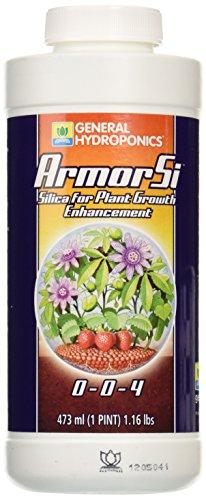 General Hydroponics Armor SI for Gardening, (Best General Hydroponics General Hydroponics Liquid Fertilizer)