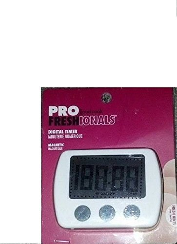 Digital Timer Magnetic Pro-Freshional by Bradshaw ()