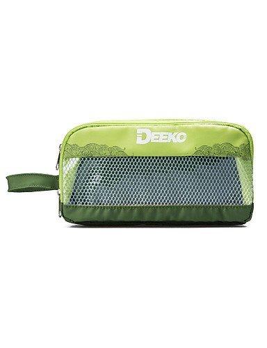 GXS Deeko Outdoor Travel Wash Tasche D8112 grün - grün VQwmFbQ