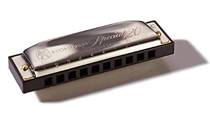 Wind & Woodwind Instruments Key Of A Flat HOHNER Special ...