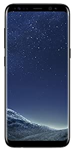 Samsung Galaxy S8 G950FD(MIDNIGHT BLACK) 64GB DUAL SIM Unlocked International Version/No Warranty