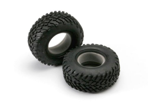 Traxxas 5871 SCT Dual-Profile Off-Road Racing Tires with Foam Inserts (pair)