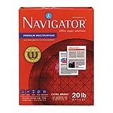 (3 Pack Value Bundle) SNANMP1120 Premium Multipurpose Paper, 97 Brightness, 20lb, 8-1/2x11, White