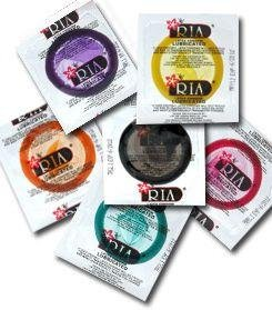 Top Rated - Ria Condoms 288Pc Asst Colors by Erotic Favorites