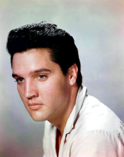 Elvis Presley Color Portrait Photo Hollywood Movie Music Photos 8x10