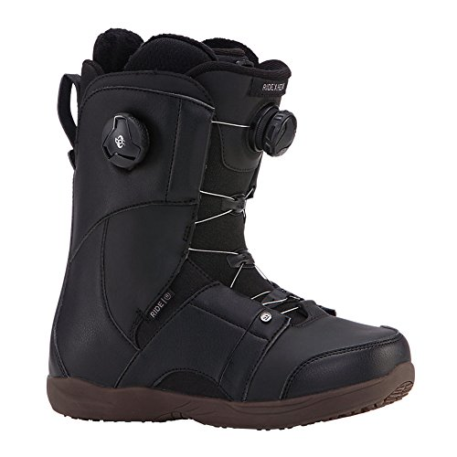 Ride Hera 2018 Snowboard Boots - Women's Black 7.5 (Ride Boots)