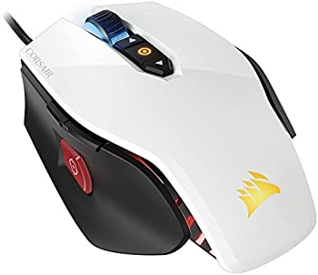 Corsair M65 Pro Optical Gaming Mouse (White)